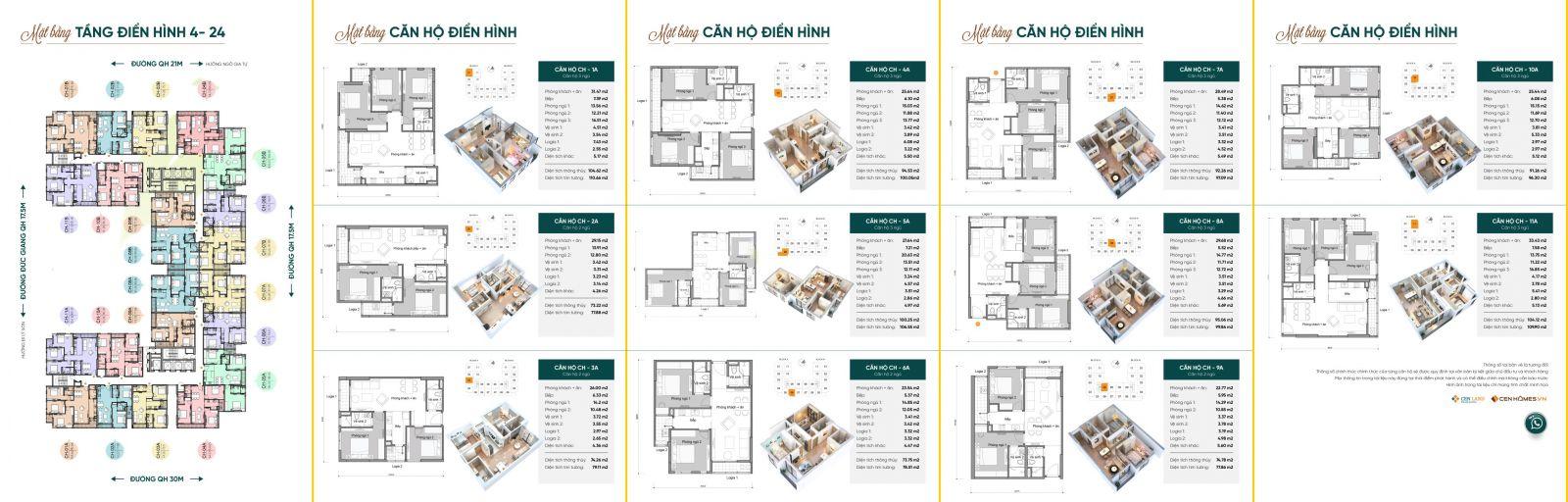 thiết kế căn hộ chung cư bình minh garden