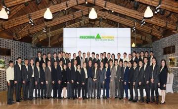 Giới thiệu về tổng thầu thi công dự án Florence - Phục Hưng Holdings