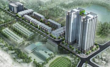 Thiết kế căn hộ 03 phòng ngủ chung cư Bình Minh Garden