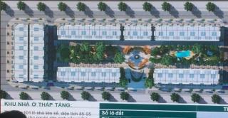 Thiết kế Shophouse Bình Minh Garden Đức Giang